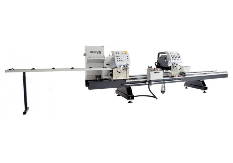 AB 1030 Manualna dvoglava testera za PVC i aluminijum