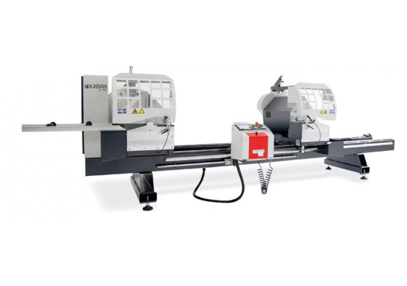 AC 1050 Dvoglava testera za PVC/aluminijum sa servo motorima