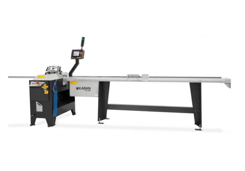 AD 1055 Automatska testera za sečenje lajsni sa digitalnim sistemom merenja dužine