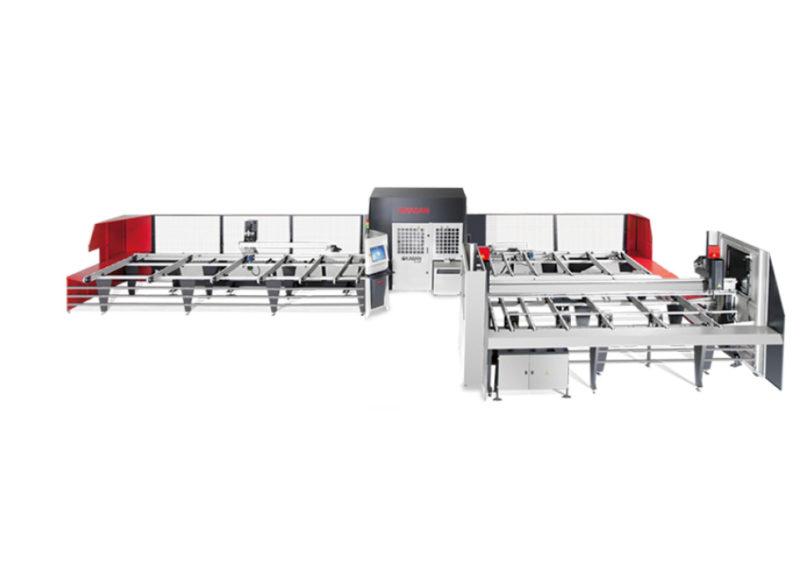 FA 1080 Centar za sečenje, obradu i šrafljenje ojačanja