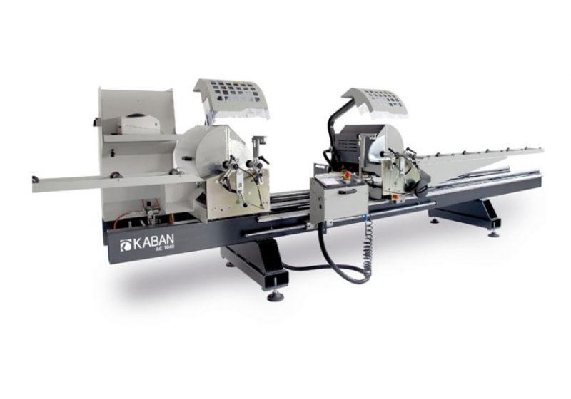 AC 1040 Potpuno automatska dvoglava testera za PVC i aluminijum